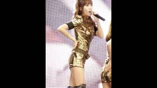 [Fancam] 110417 Jessica SNSD - Run Devil Run @ Angel Price Music Festival
