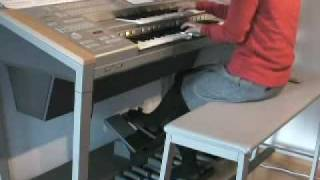 getlinkyoutube.com-クリスマスメドレー+おまけ演奏(正座でエレクトーン)Χmas medley(Christmas)