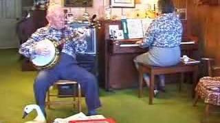 """getlinkyoutube.com-Banjo Music, """"Pennsylvania Polka"""", Jim Robinson, banjo"""