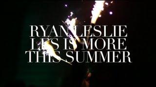 Ryan Leslie - Ups & Downs (Live in LA)