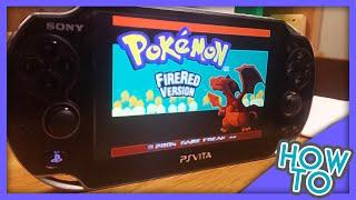 getlinkyoutube.com-How To: Emulators On PlayStation Vita & PlayStation TV w/ Version 3.36
