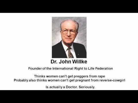Todd Akin's Sexual Assault Gaffe
