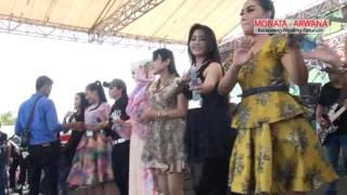 Bali Tersenyum - All Artis - Monata Live Kedawang Nguling Pasuruan 2016