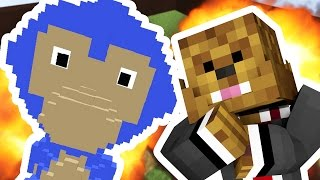 getlinkyoutube.com-HOW TO PLAY BLOONS TOWER DEFENSE FIVE IN MINECRAFT!! - Minecraft Modded
