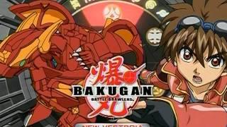 Bakugan: New Vestroia Episode 42