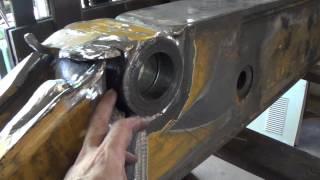 getlinkyoutube.com-John Deere 410 Extend-A-Hoe repair