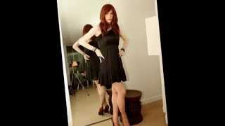 getlinkyoutube.com-Real Crossdressers Wearing Dresses