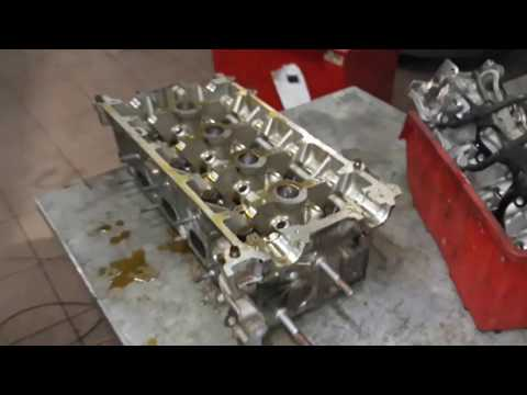 Lada Largus 16V последствия обрыва ремня ГРМ