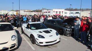 getlinkyoutube.com-INSANELY LOUD Supercharged 800HP Zo6 Corvette!