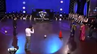 getlinkyoutube.com-Showmatch 2011 - Tito Speranza le ganó a Marcelo Tinelli en un nuevo desafío