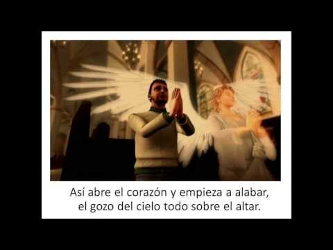 ANGELES DE DIOS KARAOKE