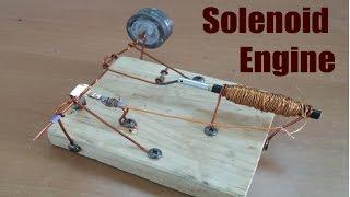 getlinkyoutube.com-How to make Solenoid Engine open fram | Tutorial
