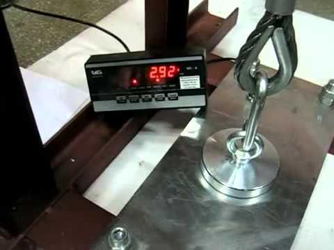 Односторонний поисковый магнит Редмаг F300