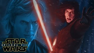 Star Wars Episode 8 (VIII) Anakin Skywalker Saves Kylo Ren