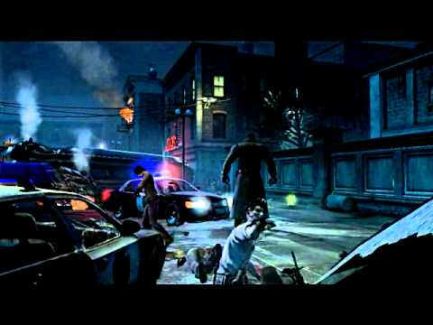 Resident Evil: Operation Raccoon City Teaser Trailer