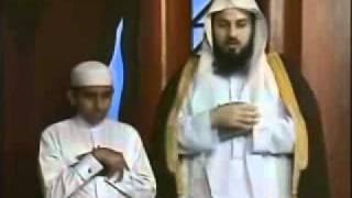 الشيخ محمد العريفي - كيف كان الرسول يصلي