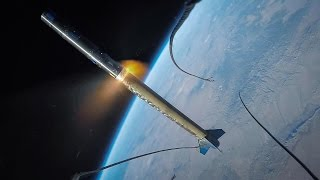 getlinkyoutube.com-GoPro Awards: On a Rocket Launch to Space