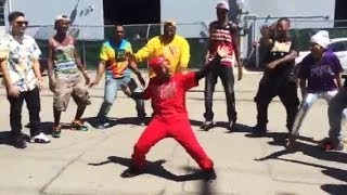 "getlinkyoutube.com-#NaeNae | Yeet Dance Battle [Official Dance] - ""Shabooyah!"" **EPIC Nae Nae**"