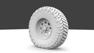 getlinkyoutube.com-Modeling an offroad wheel - Blender 3D Tutorial (Part1)