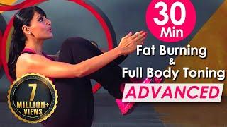 30 Min Fat Burning & Full Body Toning Workout (Advanced ) – Bipasha Basu Fit & Fabulous You