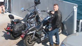 getlinkyoutube.com-Harley Davidson FXR Mile Destroyer