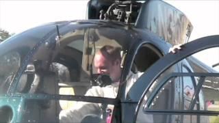 getlinkyoutube.com-Startup & Takeoff of an Turbine MD500 Helicopter
