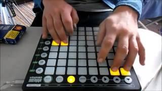 getlinkyoutube.com-!!Increible!! este es el mejor Dubstep Launchpad! performed live