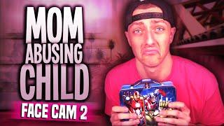 getlinkyoutube.com-Mom Abusing Child Face Cam 2!
