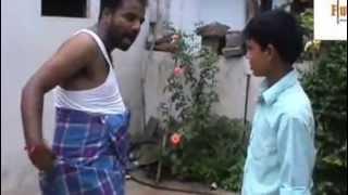 getlinkyoutube.com-Hyderabadi Baap Beta (Hyderabaadi Comedy) l G mein D