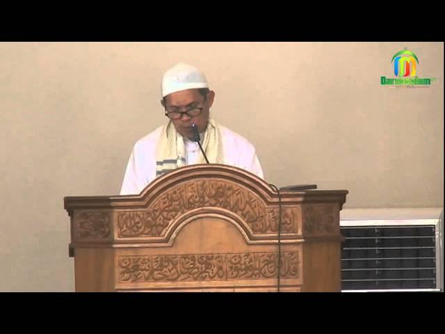Ust Qomaruddin MA - 7 Sifat Yang Harus Dimiliki Jika Ingin Jadi Pemimpin