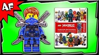 getlinkyoutube.com-Lego Ninjago Exclusive JAY Minifigure & Character Encyclopedia Review