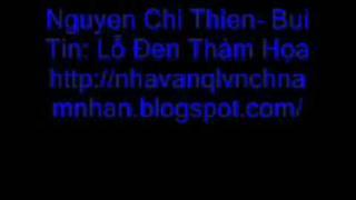 getlinkyoutube.com-Nguyen Chi Thien- Bui Tin: Lo Den Tham Hoa Utube