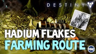 getlinkyoutube.com-Destiny Hadium Flakes BEST Farming Method | Fast Hadium Flakes