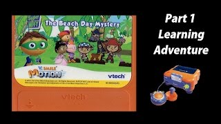 getlinkyoutube.com-Super Why! The Beach Day Mystery (V.Smile V.Motion) (Playthrough) Part 1 - Learning Adventure