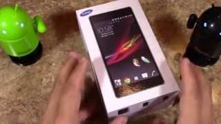 getlinkyoutube.com-Sony Xperia Z3 Clone Unboxing!