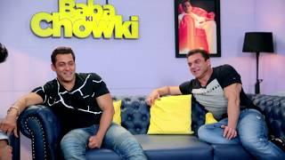 Baba ki Chowki -  Sanjay Dutt and Salman Khan special