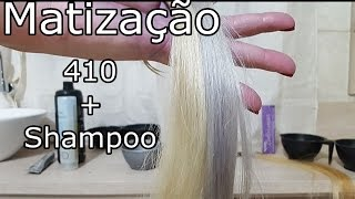 getlinkyoutube.com-Tirando o Amarelo com 410 e Shampoo  - Manual do 410 -  parte 1