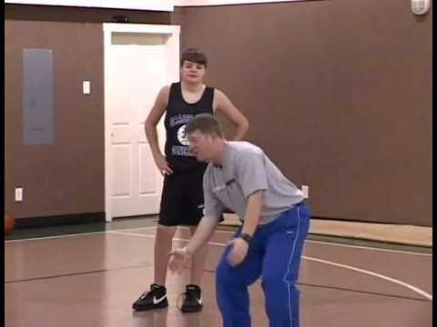 Basketball Overhead Pass