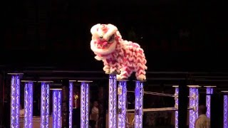 getlinkyoutube.com-《鱷魚恤香港世界賽》World Hong Kong 【 Lion Dance 】Championship 2016 @ Hong Kong Coliseum