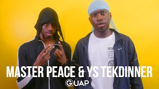 Master Peace & YS Tekdinner - Double Up | A GUAP Session