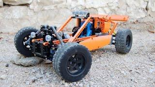 getlinkyoutube.com-LEGO Spark Raid Buggy with Sbrick VERY FAST!! by Sheepo