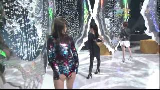 getlinkyoutube.com-Girl's 4 (Hyuna,Uee,Gain&SeungYeon)+Taecyeon - Dance battle&My ear's candy