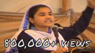 getlinkyoutube.com-All karachi Speech Competition (2008) -- Haiqa Khan.