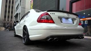 getlinkyoutube.com-SUPERSPRINT EXHAUST E55 AMG WWW I CARSHOP COM