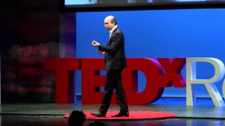 How to get out of the box and generate ideas with Creative thinking By Giovanni Corazza at TEDxRoma