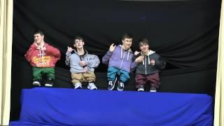 getlinkyoutube.com-Funny Midget Dance - Raffrey BB Display