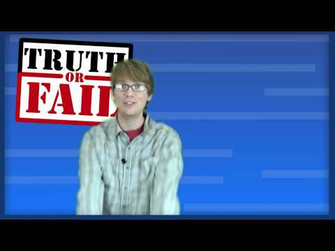 Truth or Fail Channel Intro