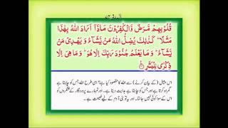 Surah Al Mudassir 74