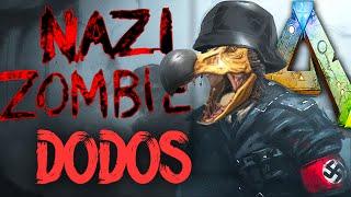 getlinkyoutube.com-Ark Survival Evolved - NAZI ZOMBIE DODOS - Fear Evolved Call of Duty Minigame Gameplay