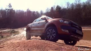 getlinkyoutube.com-Ford Ranger 2016 Wildtrak 3.2 Turbodiesel 4x4 Offroad Ride&mud Hill climb